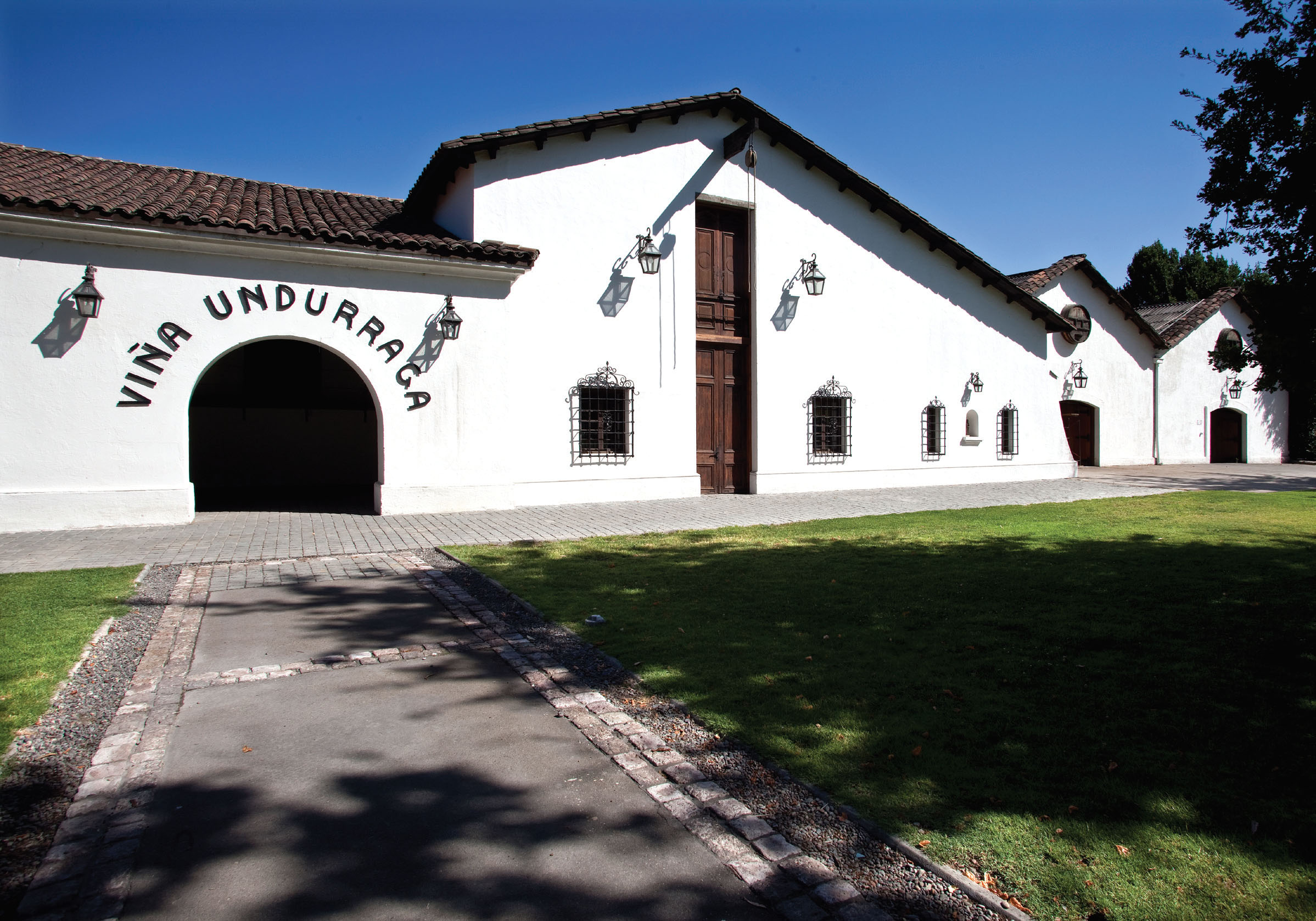 Chilean winery