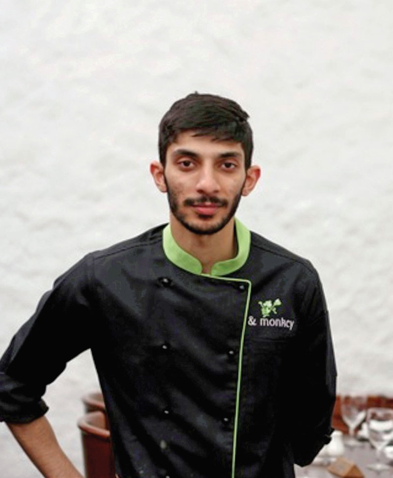 Rohan Beliappa Karumbiah, Director and Executive Chef, CC India – (I & Monkey), Bangalore