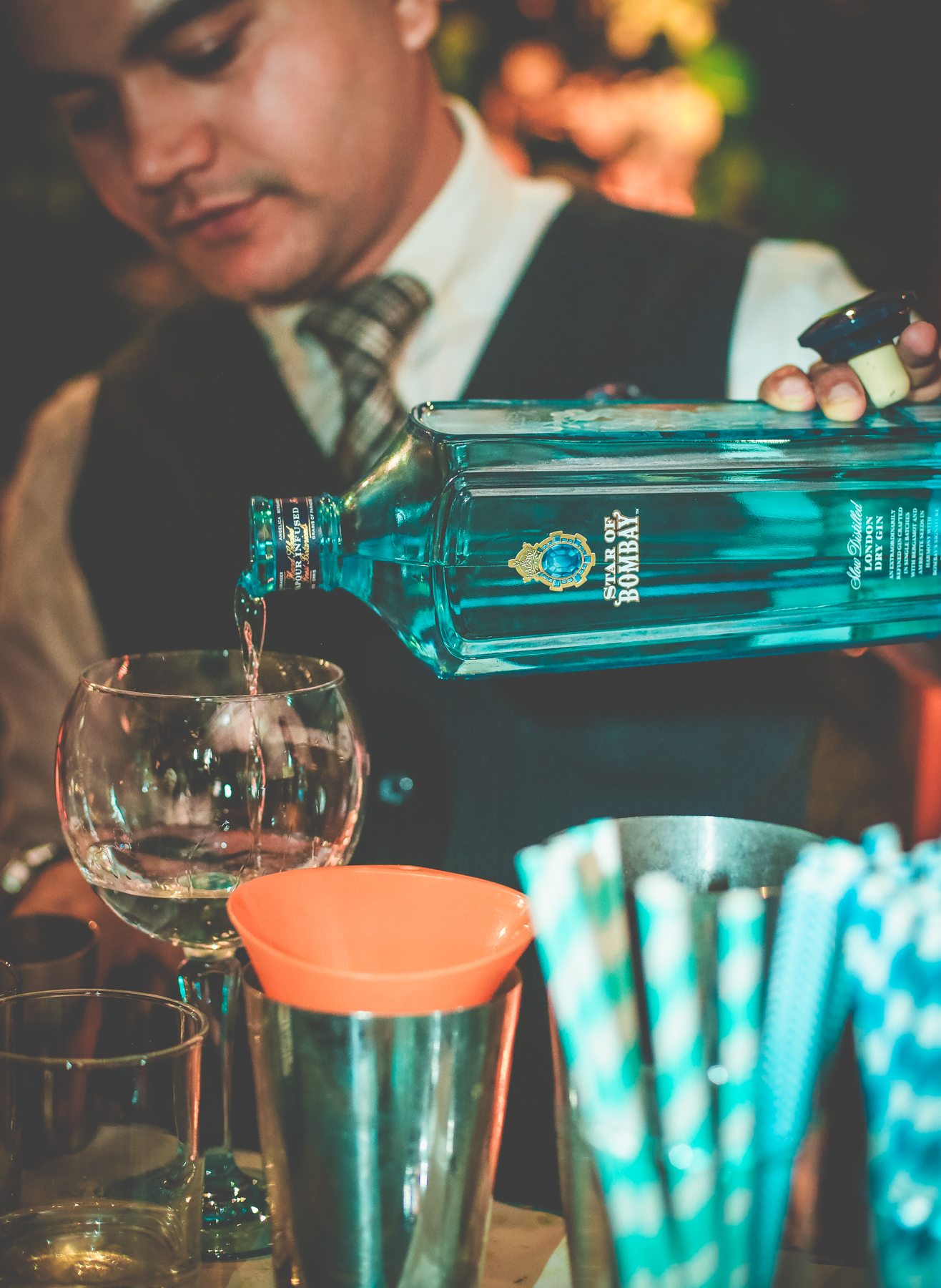 Bombay Sapphire unveils the Star of Bombay
