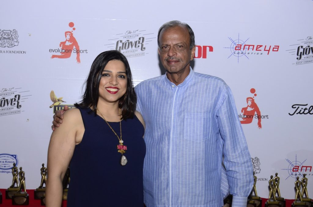 Karishma Grover, Winemaker and Kapil Grover, Chairman, Grover Zampa Vineyards_ (1)