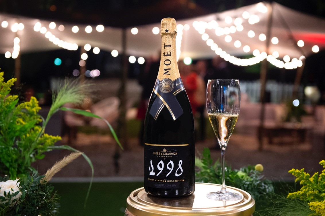Moët & Chandon Roger Federer Tribute event_Grand Vintage Collection 1...